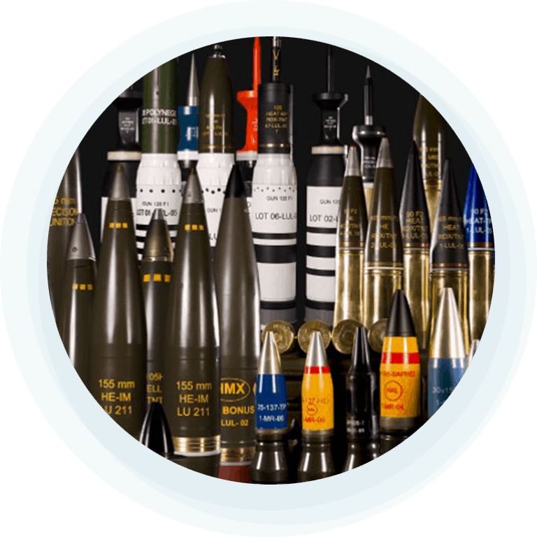 Defense sector, ammunition manufacturer - automated planning solution case study
